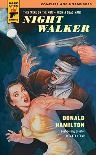 Night Walker (Hard Case Crime) (0857683489) by Hamilton, Donald