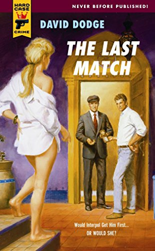 9780857683694: The Last Match (Hard Case Crime)