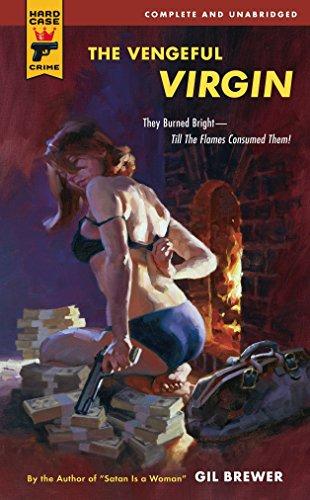 9780857683748: The Vengeful Virgin (Hard Case Crime)