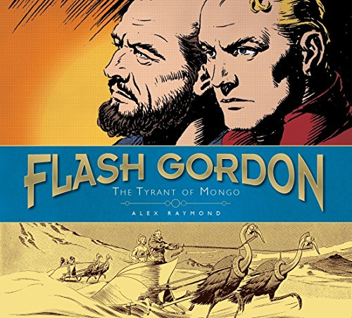 9780857683793: Flash Gordon: The Tyrant of Mongo: Sundays 1937-41