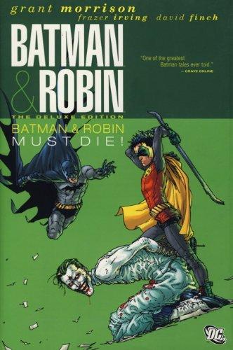 9780857684264: Batman Must Die!. Grant Morrison, Writer