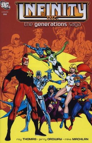 9780857684325: Infinity Inc.: The Generations Saga v. 1