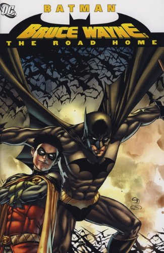 9780857684455: Bruce Wayne: The Road Home. Fabian Nicieza, Bryan Q. Miller, Cliff Richards