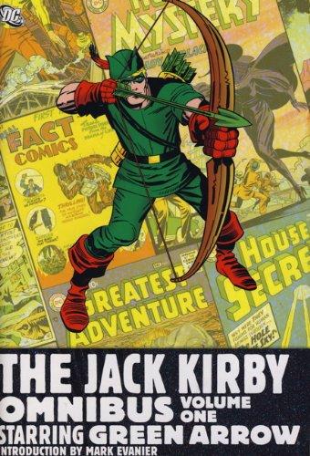 9780857684615: The Jack Kirby Omnibus Volume 1.