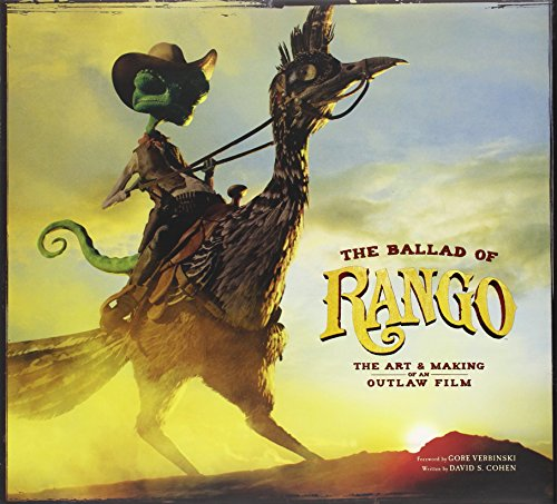 9780857684752: Ballad of Rango: The Art and Making of an Outlaw Film