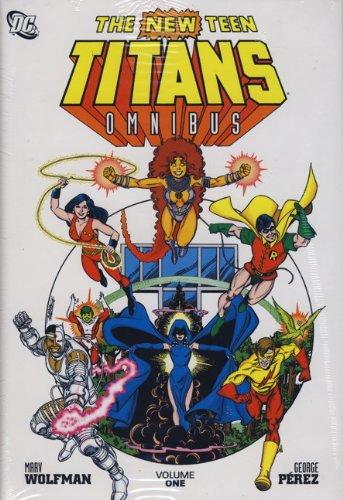 9780857684868: The New Teen Titans Omnibus Vol. 1.
