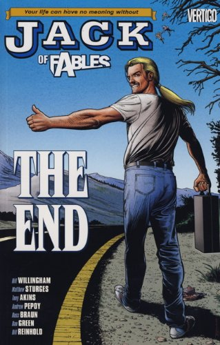 9780857685223: The End. Bill Willingham, Matthew Sturges and Tony Akins