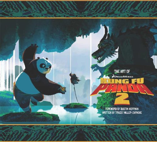 9780857685292: The Art of Kung Fu Panda 2