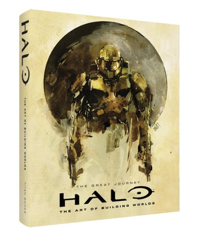 9780857685674: Halo The Art of Building Worlds Limited Edition