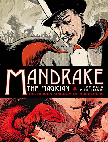 9780857685728: Mandrake the Magician: The Hidden Kingdom of Murderers - The Sundays 1935-1937
