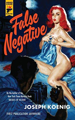 9780857685803: False Negative (Hard Case Crime)