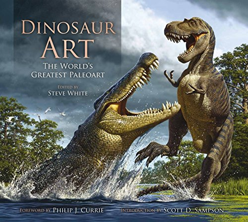 9780857685841: White, S: Dinosaur Art