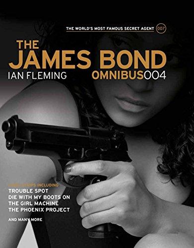 9780857685896: The James Bond Omnibus 004