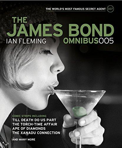 9780857685902: The James Bond Omnibus, Volume 005