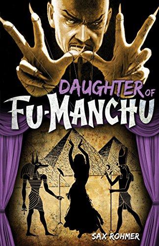 Daughter of Fu Manchu: Rohmer, Sax