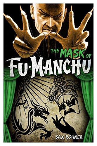 9780857686077: Fu-Manchu: The Mask of Fu-Manchu