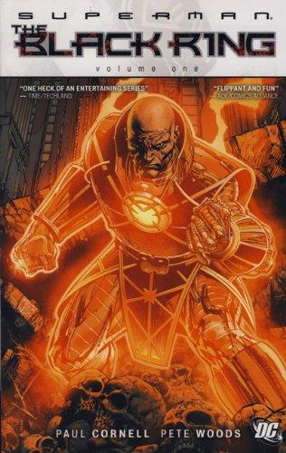 9780857686312: The Black Ring Vol. 1. (Superman)