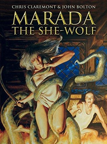 9780857686329: Marada the She-Wolf