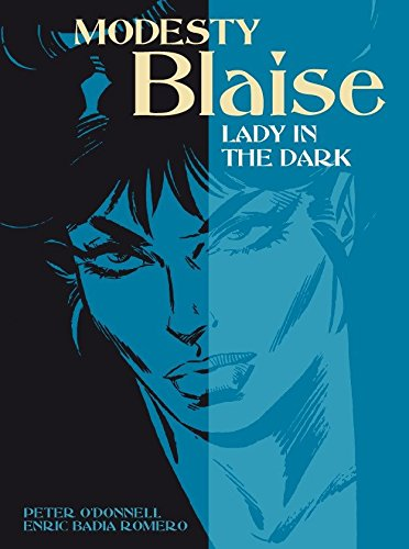 9780857686930: Modesty Blaise: Lady in the Dark (Modesty Blaise (Graphic Novels))
