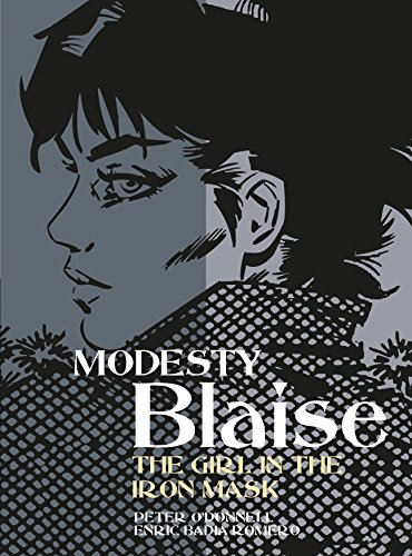 Modesty Blaise: Modesty Blaise Girl in the Iron Mask (Paperback)