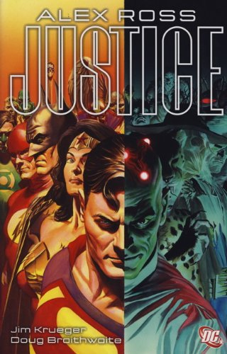 9780857687074: Justice. Jim Krueger and Alex Ross, Story