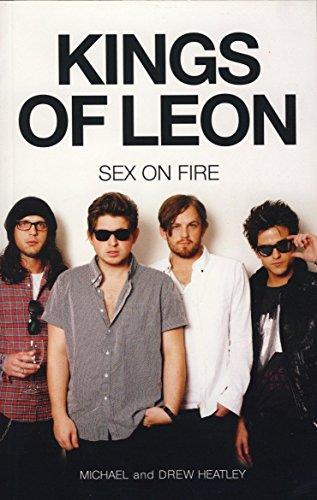 9780857687173: Kings of Leon: Sex on Fire