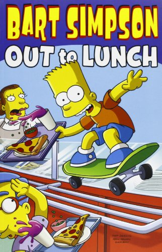 9780857687357: Bart Simpson - Out To Lunch