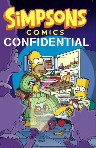 9780857687364: Simpsons Comics