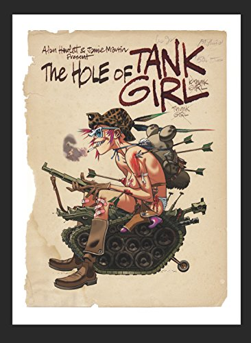 9780857687449: The Hole of Tank Girl: The Complete Hewlett & Martin Tank Girl