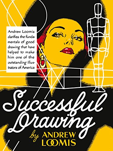 9780857687616: ANDREW LOOMIS SUCCESFUL DRAWING HC