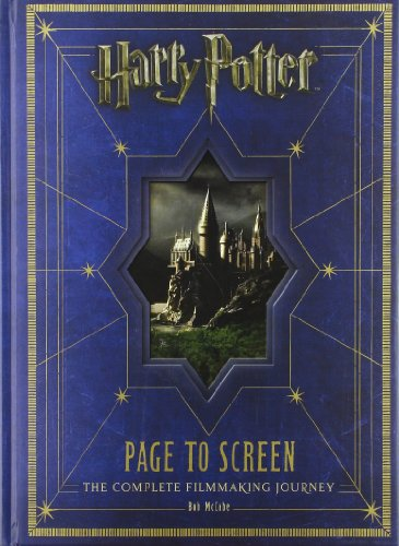 9780857687753: Harry Potter Page to Screen: The Complete Filmmaking Journey