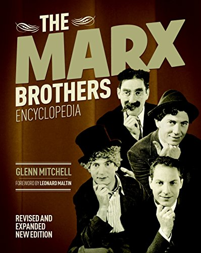 9780857687784: Marx Brothers Encyclopedia