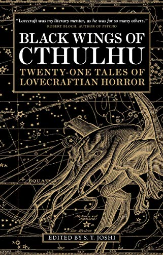 9780857687821: Black Wings of Cthulhu: Tales of Lovecraftian Horror