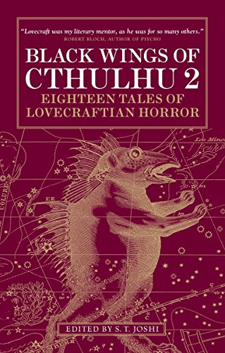 9780857687845: Black Wings of Cthulhu, Volume 2: Eighteen New Tales of Lovecraftian Horror (Cthulhu 2)