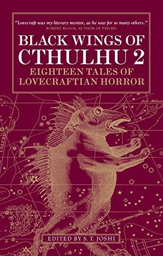 9780857687845: Black Wings of Cthulhu: Eighteen Tales of Lovecraftian Horror