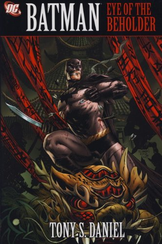 9780857688194: Batman: Eye of the Beholder