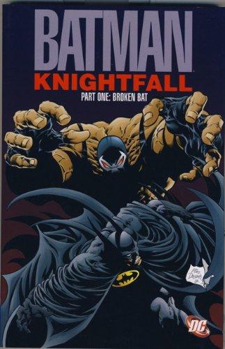 9780857688583: Batman - Knightfall Part One Broken Bat