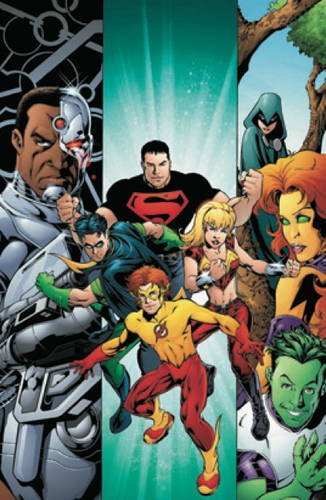 9780857688743: The Teen Titans Omnibus by Geoff Johns: v. 1