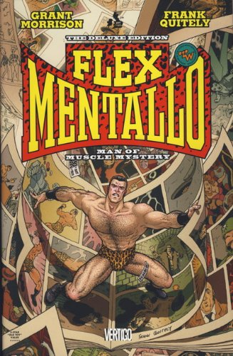 9780857688880: Flex Mentallo: Man of Muscle Mystery