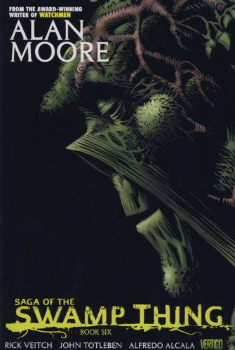9780857688927: Saga of the Swamp Thing Book 6.