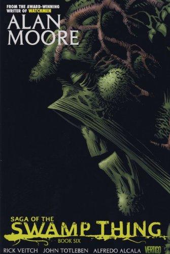 9780857688927: Saga of the Swamp Thing Book 6.