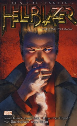 9780857689078: Hellblazer - The Devil You Know (vol.2 New Edition) (John Constantine, Hellblazer (Paperback))