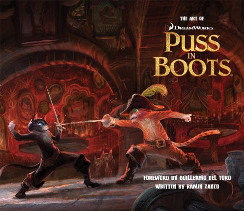 9780857689351: Art of Puss in Boots