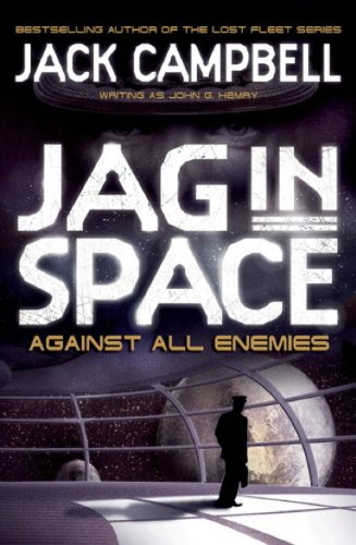 9780857689436: JAG in Space - Against All Enemies (Book 4)