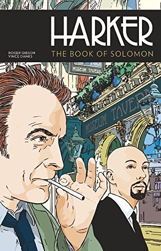 9780857689740: Harker: The Book of Solomon