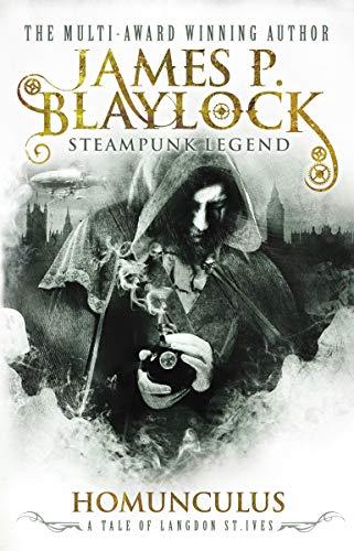 Homunculus: James P. Blaylock
