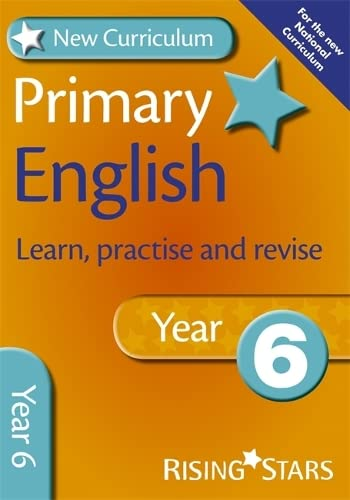 9780857696816: New Curriculum Primary English Year 6