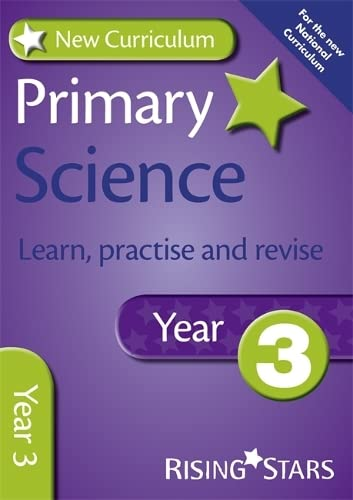 9780857696823: New Curriculum Primary Science Year 3