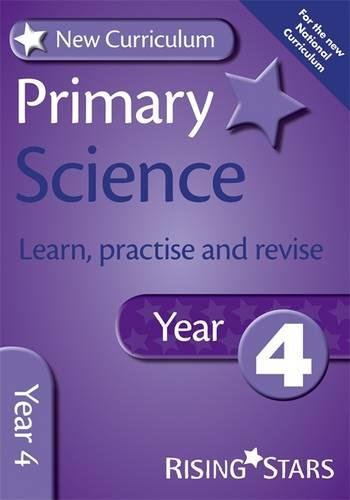 9780857696830: New Curriculum Primary Science Year 4
