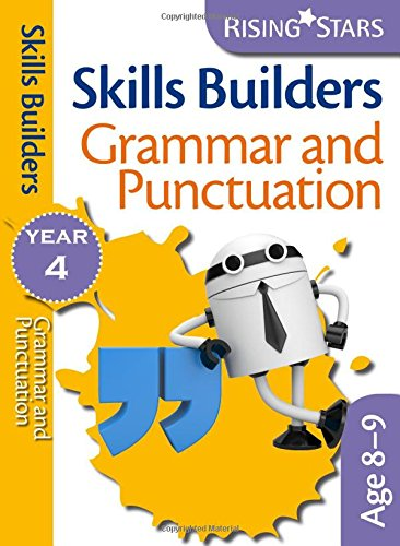 9780857696953: Skills Builders - Grammar and Punctuation (Rising Stars Skills Builders)
